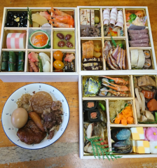 是永尚芳(ガンリキ) 公式ブログ/正月飯! 画像1