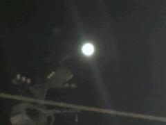 是永尚芳(ガンリキ) 公式ブログ/スーパームーン! 画像1