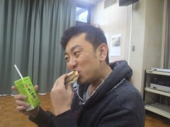 是永尚芳(ガンリキ) 公式ブログ/稽古中〜! 画像1