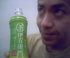 是永尚芳(ガンリキ) 公式ブログ/バイト中に補給中 画像1