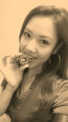 エリザ 公式ブログ/BVLGARI CAFE☆ 画像2