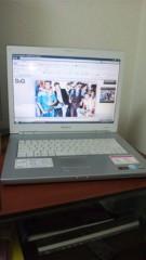 エリザ 公式ブログ/あたしん家のパソコンさぁ… 画像1