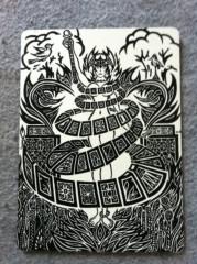 小原正大 公式ブログ/ノワールタロット NO.3「Empress」 画像1