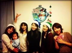 藤岡麻美 公式ブログ/クリスマスふぁ〜ふぁ&明日はいよいよクリスマスストリートライブ! 画像2