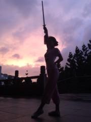 藤岡麻美 公式ブログ/ある日の練武術その2 画像1