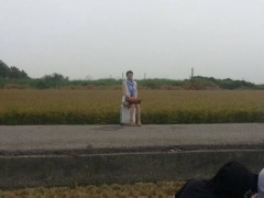 藤岡麻美 公式ブログ/ショートフィルム撮影〜彰化県竹塘2〜 画像1