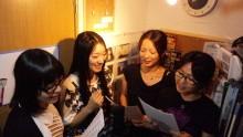 藤岡麻美 公式ブログ/藤岡麻美参加の復興応援ソング「名もない絆」第6稿がアップされました☆ 画像1