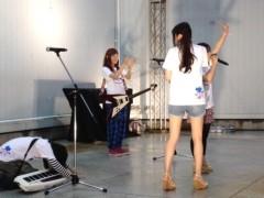藤岡麻美 公式ブログ/「アイドル横丁夏祭り!!〜2012〜」ありがとうございました! 画像2