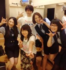 藤岡麻美 公式ブログ/アキハバラアニメシティVOL.4 「桃井はるこ VS blue chee's」 ありがとう! 画像1