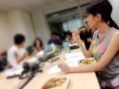 藤岡麻美 公式ブログ/お弁当と資料どっちが先? 画像1