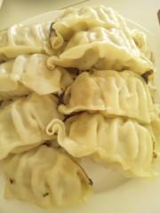 藤岡麻美 公式ブログ/心守唄(こもりうた)「ぎょうざ食べたいな」 画像1