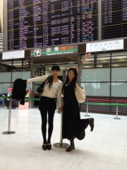 藤岡麻美 公式ブログ/台湾日記-その1- 画像1