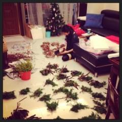 藤岡麻美 公式ブログ/クリスマスのモヤモヤ 画像1