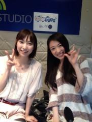藤岡麻美 公式ブログ/FMサルースTopicsお聴きいただきましてありがとうございました! 画像1