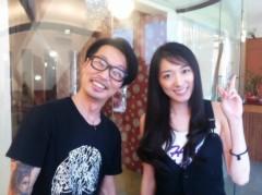 藤岡麻美 公式ブログ/台北駅付近の美容院「Dba Japan beauty」さんにて 画像1