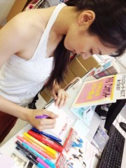 藤岡麻美 公式ブログ/2013年夏のblue chee'sのマトメ。 画像3