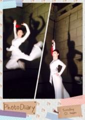 藤岡麻美 公式ブログ/我的劍愈來愈好!Step by step! 画像2