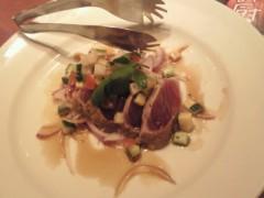 小谷中瞳 公式ブログ/Dinner 画像1