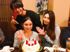Raychell 公式ブログ/紗綾さん誕生日会 画像2
