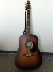磯前方章 公式ブログ/久しぶりのギター 画像1