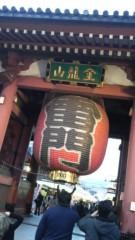 大橋央旺(タンバリン) 公式ブログ/浅草にて 画像1