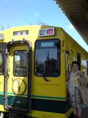 かとうれい子 公式ブログ/念願だったいすみ鉄道 画像2