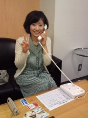 かとうれい子 公式ブログ/全国ラジオ電話インタビュー 画像1