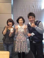 かとうれい子 公式ブログ/福岡県、佐賀県のラジオ収録 画像3