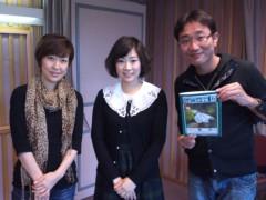 かとうれい子 公式ブログ/KBS京都 画像1