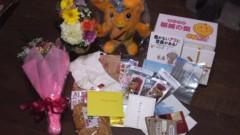 かとうれい子 公式ブログ/プレゼント達 画像1