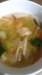 かとうれい子 公式ブログ/ヤマブシタケ調理 画像1
