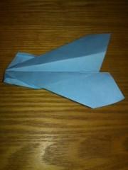 かとうれい子 公式ブログ/紙飛行機 画像1