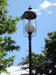 かとうれい子 公式ブログ/モダンな街灯 画像1