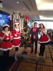 かとうれい子 公式ブログ/ラジオ村クリスマス会 画像2