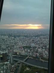 かとうれい子 公式ブログ/東京スカイツリータワー 画像1