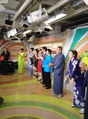 かとうれい子 公式ブログ/NHK日曜バラエティー 画像3