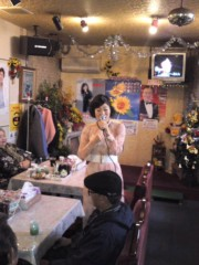 かとうれい子 公式ブログ/昨日はカラオケ喫茶キャンペーン 画像1