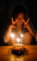 稲村真奈美 公式ブログ/ケーキ 画像1