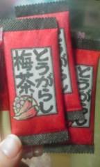 稲村真奈美 公式ブログ/とうがらし梅茶? 画像1