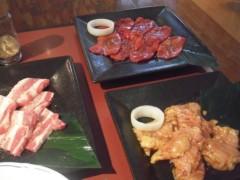 ながせみほ 公式ブログ/焼き肉 画像2