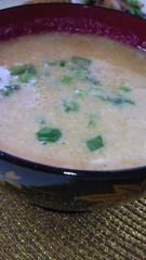 ながせみほ 公式ブログ/大豆の味噌汁 画像2