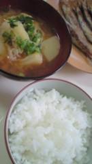ながせみほ 公式ブログ/じゃこ味噌汁 画像1