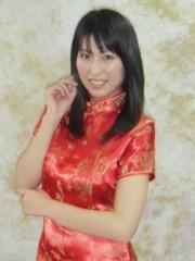 ながせみほ 公式ブログ/前日のチャイナ服着ました 画像1