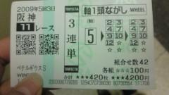 ながせみほ 公式ブログ/阪神ベテルギウスステークス的中 画像1
