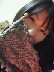 ながせみほ 公式ブログ/マフラー 画像3