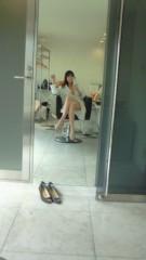 ながせみほ 公式ブログ/控え室で 画像1
