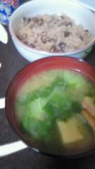ながせみほ 公式ブログ/ゆずの皮をお味噌汁に 画像1