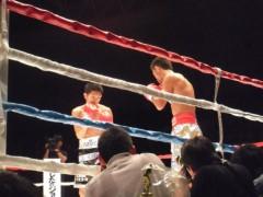 ながせみほ 公式ブログ/WBC世界ミニマム級タイトルマッチ 画像1