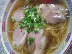 ながせみほ 公式ブログ/チャーシュー麺 画像1