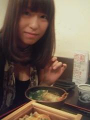 ながせみほ 公式ブログ/うなぎのセイロ飯 画像2
